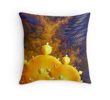 Meet the Simurghs Throw Pillow