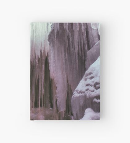 Ice Castle Hardcover Journal