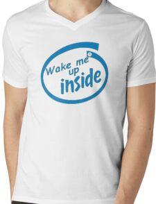 Wake me up inside Mens V-Neck T-Shirt