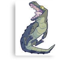 Gator! Canvas Print