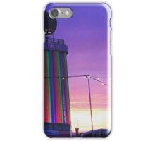 Glastonbury Ribbon Tower iPhone Case/Skin