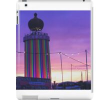 Glastonbury Ribbon Tower iPad Case/Skin