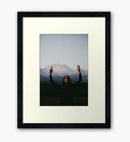 Conduit Framed Print