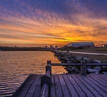 Golden Sunrise by Paul Madden
