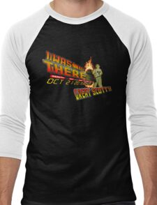 Back to the future day - Great scott!! Men's Baseball ¾ T-Shirt