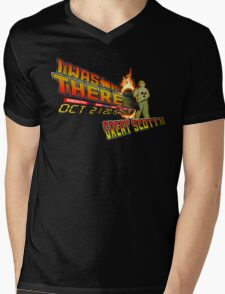 Back to the future day - Great scott!! Mens V-Neck T-Shirt