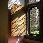 Light and shade, a window at Compton Castle by lezvee