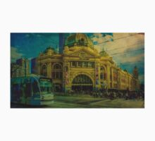 The Cyclist, Toorak Tram and Something Different Baby Tee