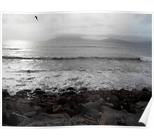Atlantic Ocean from Waterville Poster