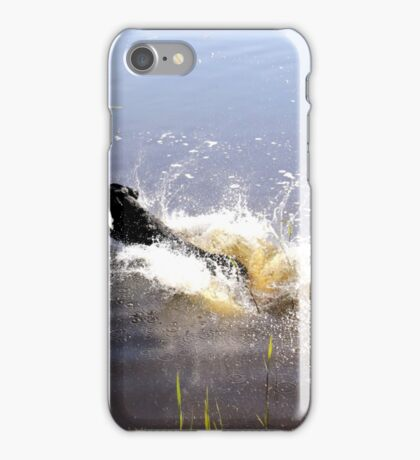 gundog iPhone Case/Skin