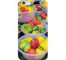 Bell Peppers iPhone Case/Skin