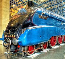 The Mallard 4468 - HDR by Colin  Williams Photography