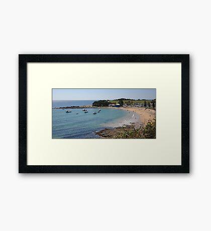 Tranquil Terrigal Framed Print