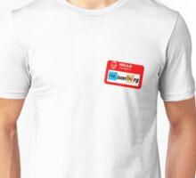 Hello, My name is Heisenberg Unisex T-Shirt