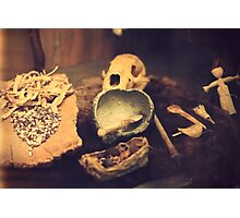 Ritual Photographic Print