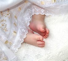 Baby Feet by Christine Anna Wilson