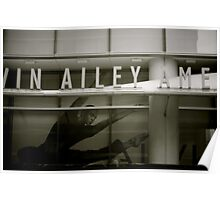 The Alvin Ailey Building Poster