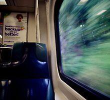 Train Ride by Tsebiyah Mishael Derry