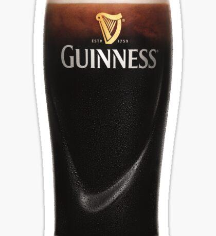 Guinness Beer Sticker