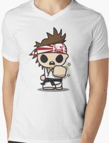 Karate Kid Mens V-Neck T-Shirt