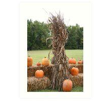 Harvest Time 4 Art Print