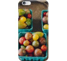 Tomato Rainbow iPhone Case/Skin