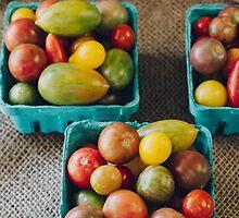 Tomato Rainbow by Bethany Helzer