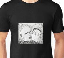 Strange uplifting love Unisex T-Shirt