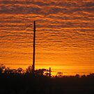sunrise over the valley - Kennedy, North Queensland, Australia by myhobby