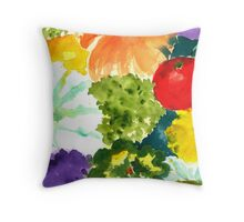 Harvest II Throw Pillow