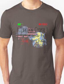 Big Bang Theory - Fun with Flags T-Shirt