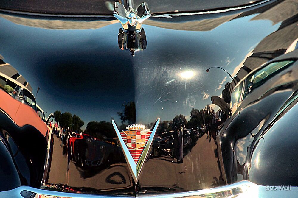 Black Cadillac by Bob Wall