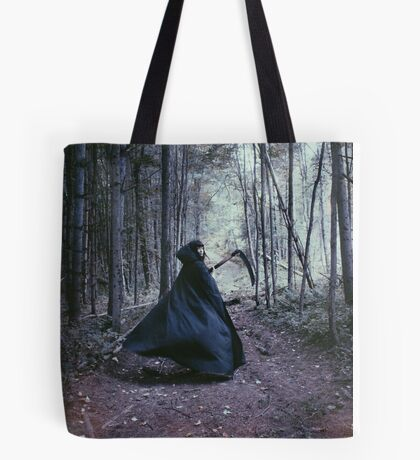 The Call of Autumn Tote Bag