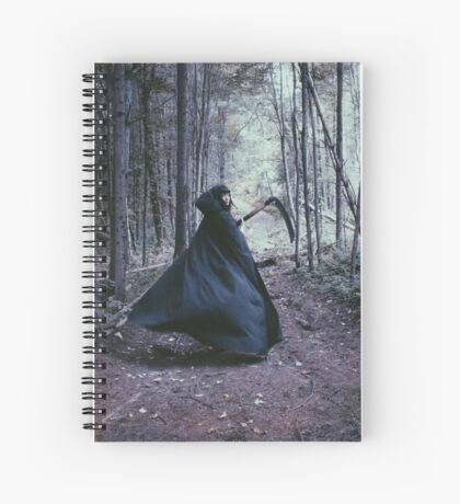 The Call of Autumn Spiral Notebook