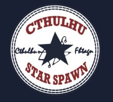 Cthulhu Star Spawn Kids Tee