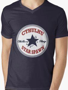 Cthulhu Star Spawn Mens V-Neck T-Shirt