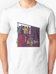 Wrong Hand Bar Unisex T-Shirt