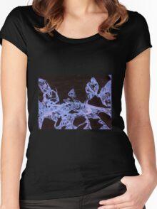 Higher  spirits Women's Fitted Scoop T-Shirt