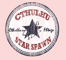 Cthulhu Star Spawn (distressed) One Piece - Long Sleeve