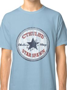 Cthulhu Star Spawn (distressed) Classic T-Shirt