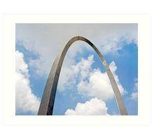 Gateway Arch Art Print