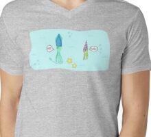 Polite Cephalopods  Mens V-Neck T-Shirt
