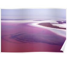 Lake Eyre, Outback South Australia 496 Poster