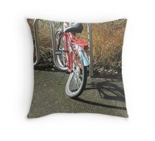 What a ride!!! Throw Pillow