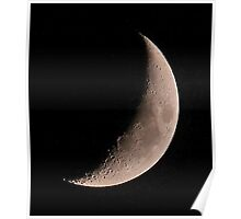 Fingernail Moon Poster