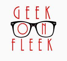 Geek on Fleek Womens Fitted T-Shirt