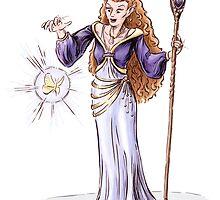 The Sorceress by Stephanie Smith