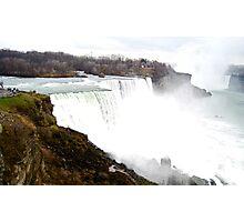 Extravagant - Niagara Falls Photographic Print