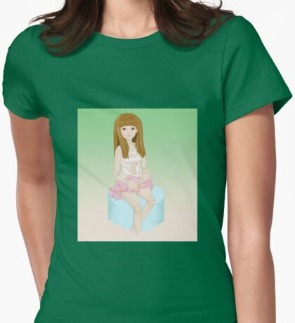 BJD Chloe Womens Fitted T-Shirt