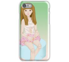 BJD Chloe iPhone Case/Skin